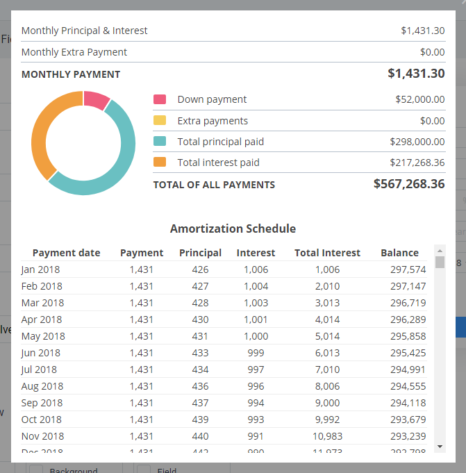 top 9 free mortgage calculator widgets